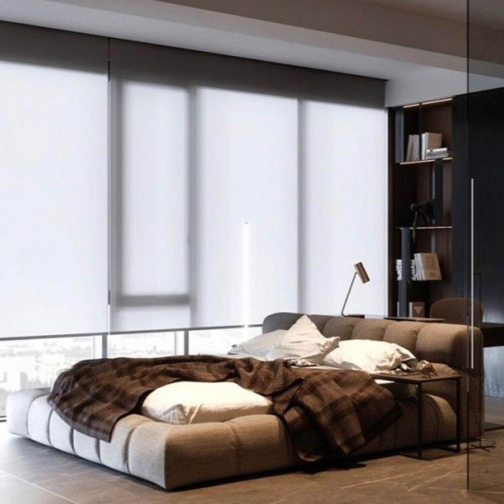 غرفة نوم سرير الاسره