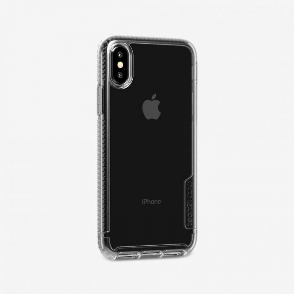 tech21- Pure Clear iPhone X  - كفر حمايه