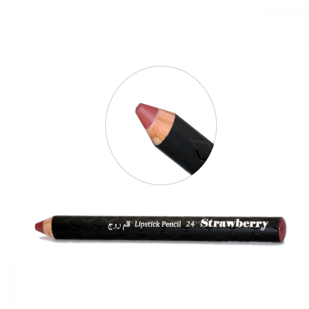 Strawberry Lipstick Pencil No-24