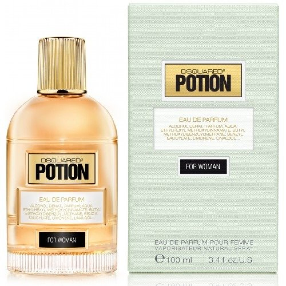 Dsquared Potion for Woman Eau de Parfum 100ml خبير العطور