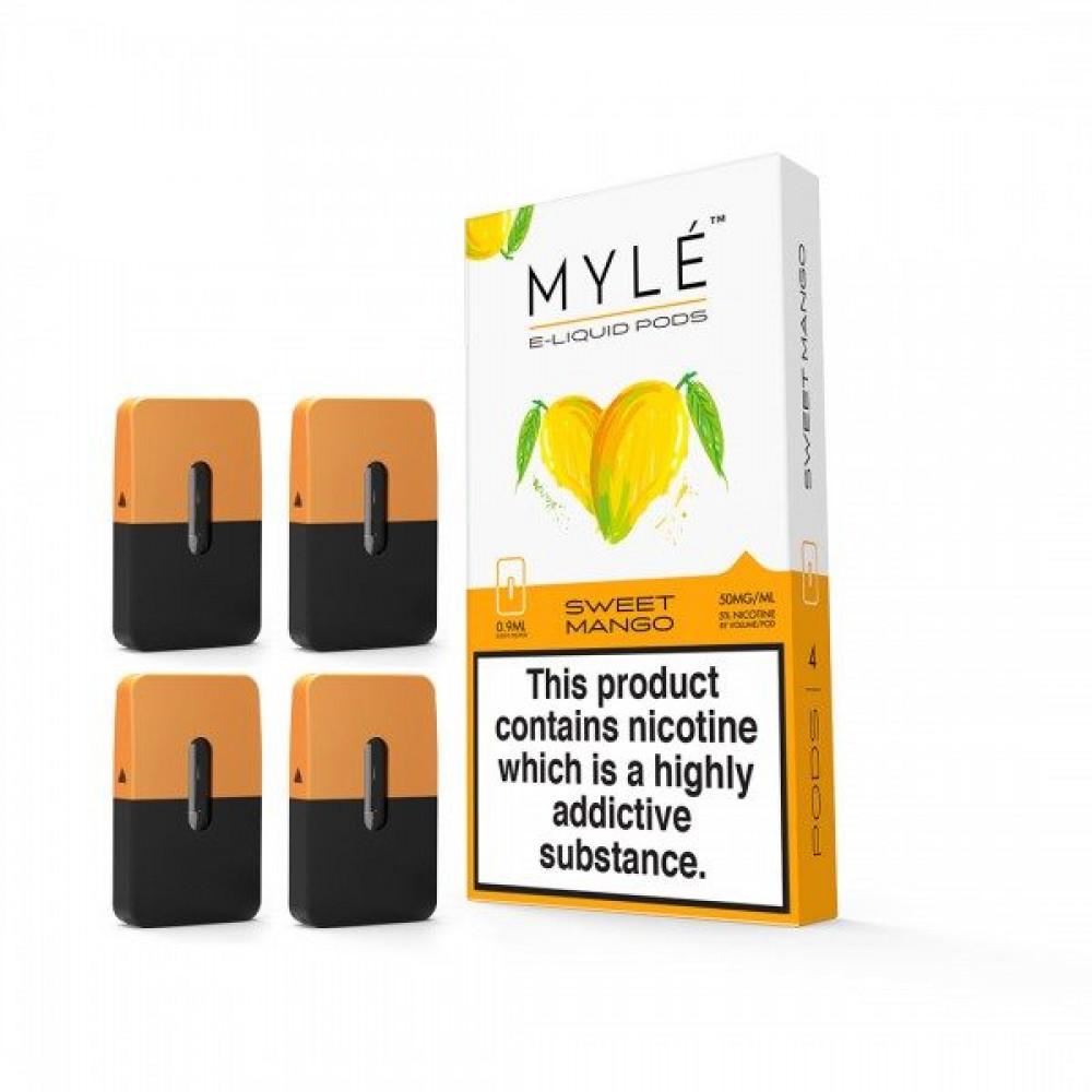 Myle New Flavor Pods VAPE MARKET UAE