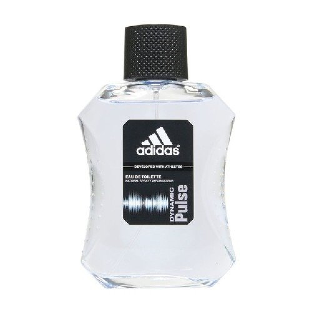 Adidas Dynamic Pulse Eau de Toilette 100ml خبير العطور