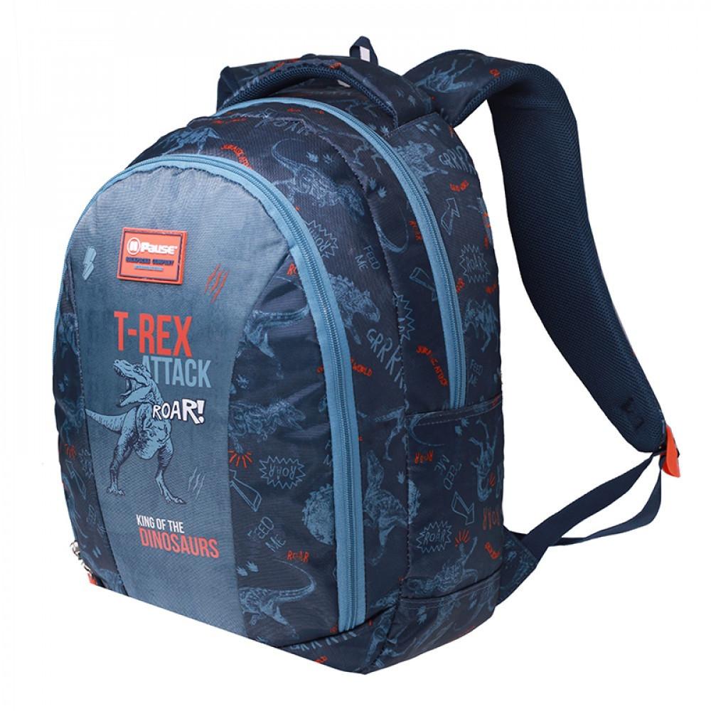شنطة ظهر 17 انش أزرق - بوز Pause Backpack
