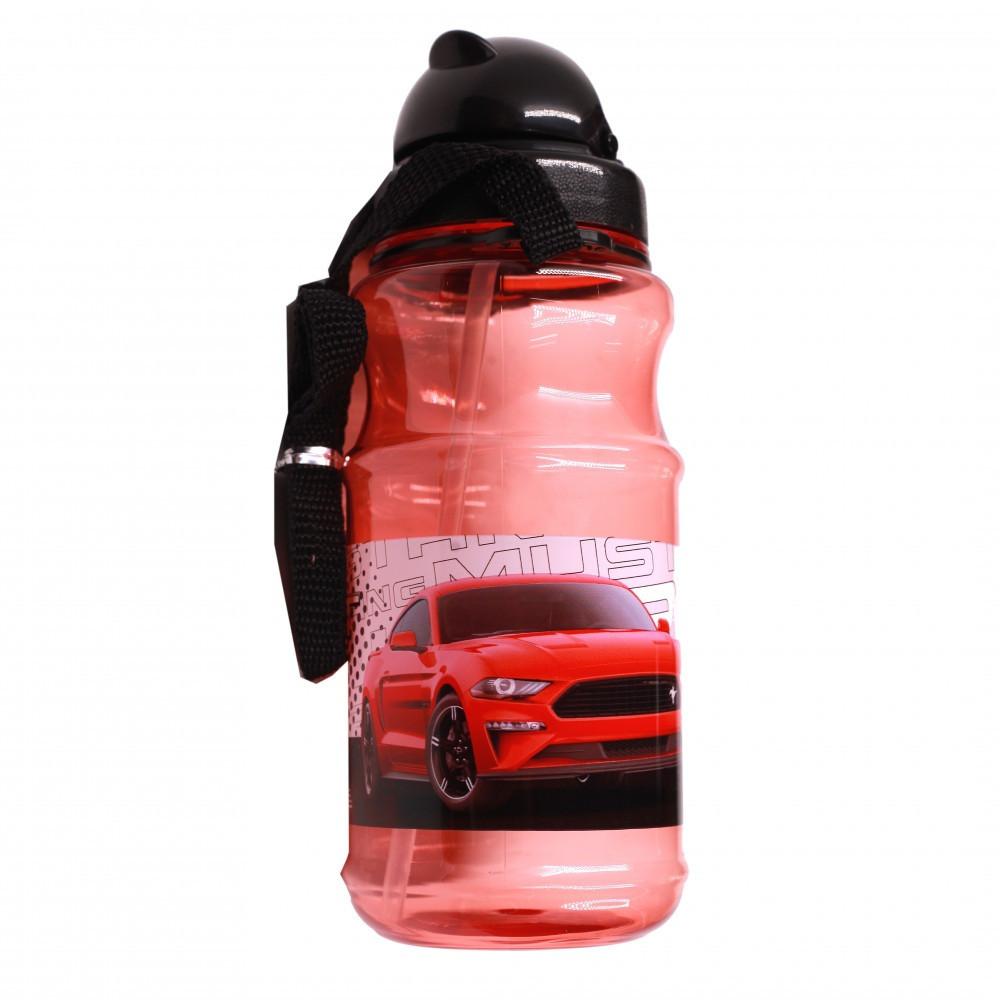 موستنج- زمزمية بلاستيك شفافة - Mustang Transparent Water Bottle