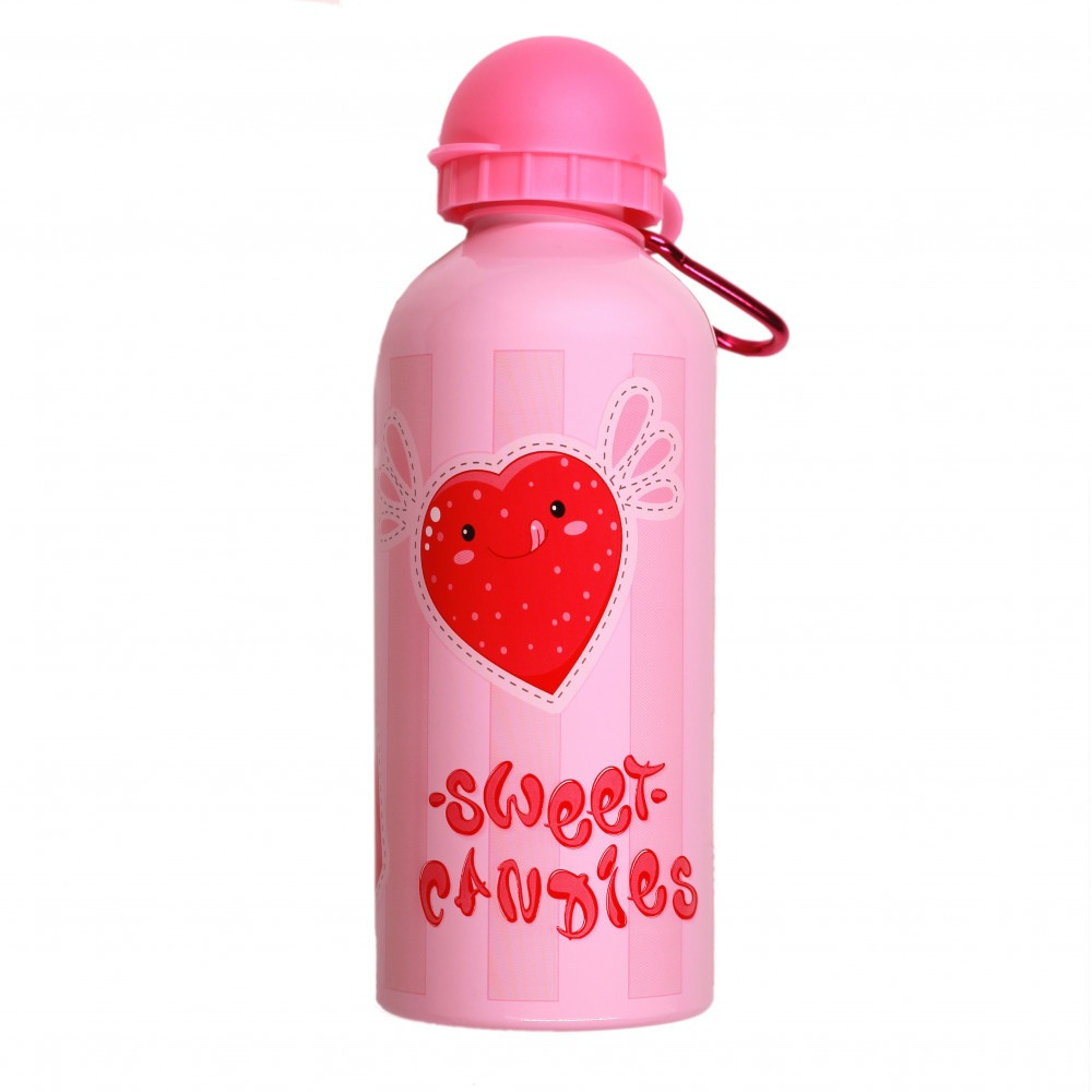سويت- زمزمية الومنيوم 600 مل - Sweet Aluminium Water Bottle 600 ml