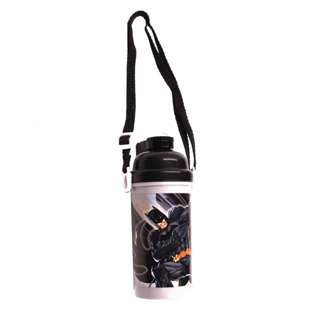 فرقة العدالة- زمزمية بلاستيك - Justice League Plastic Water Bottle