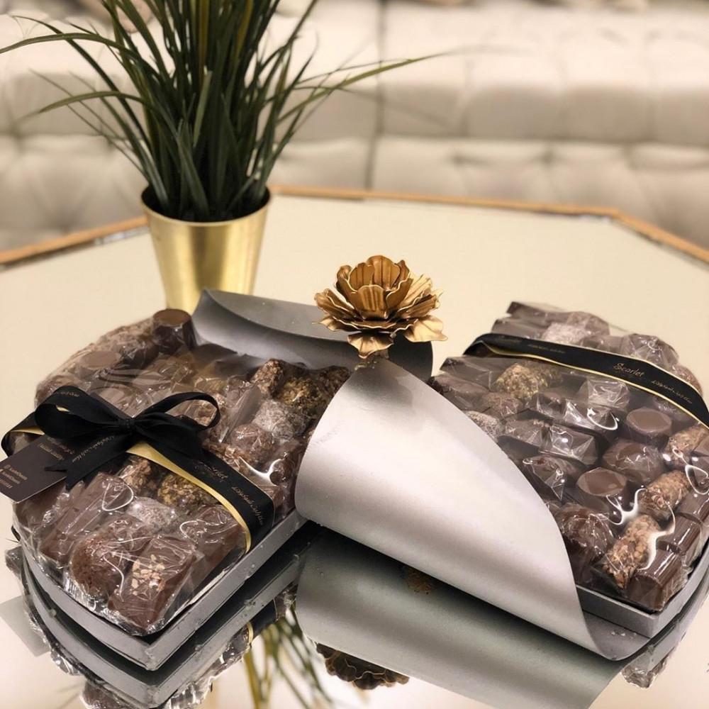 كاكاو شوكلت شوكليت حلا حلى شوكلاتة شوكولاتة صواني تقديم