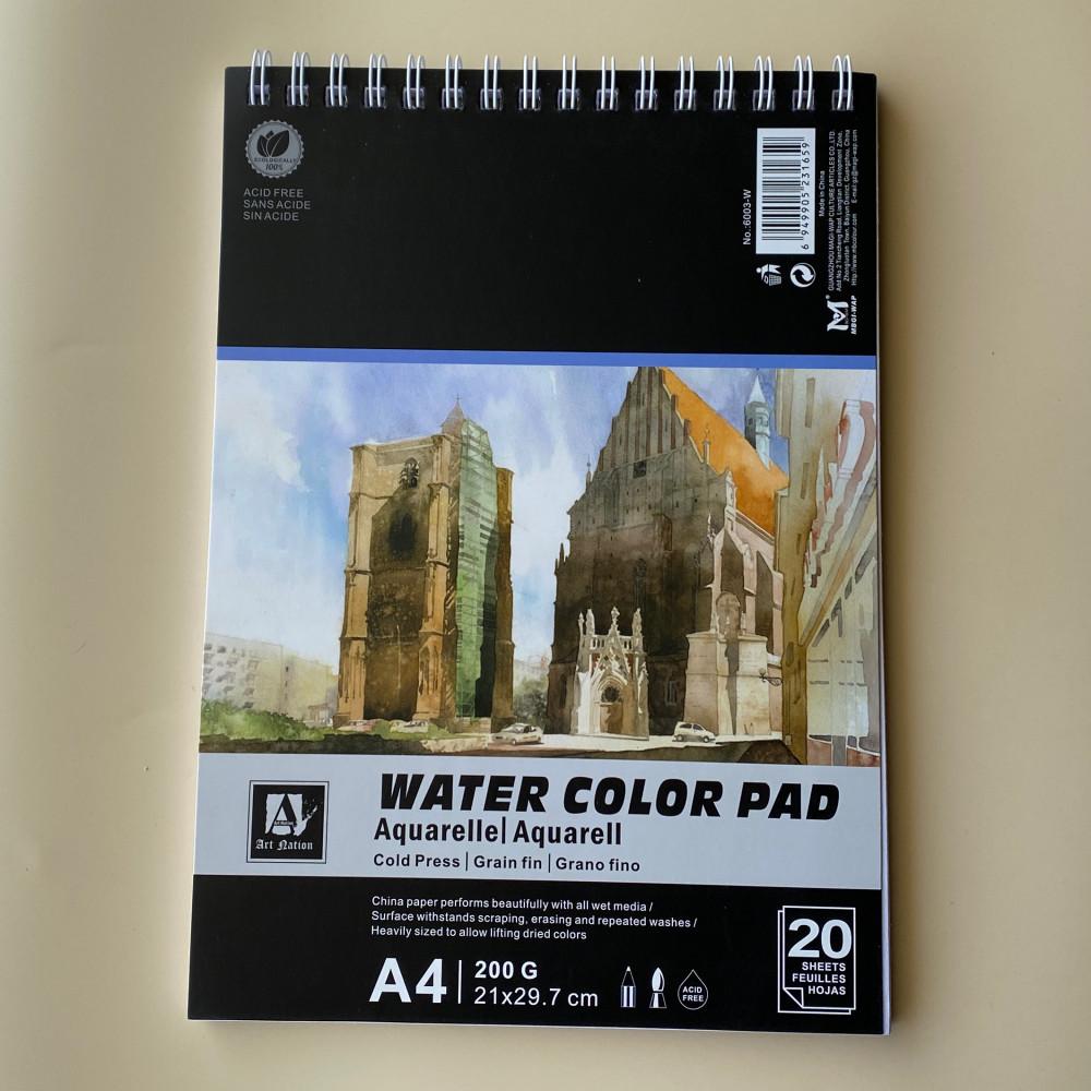 Watercolor Pad -A4