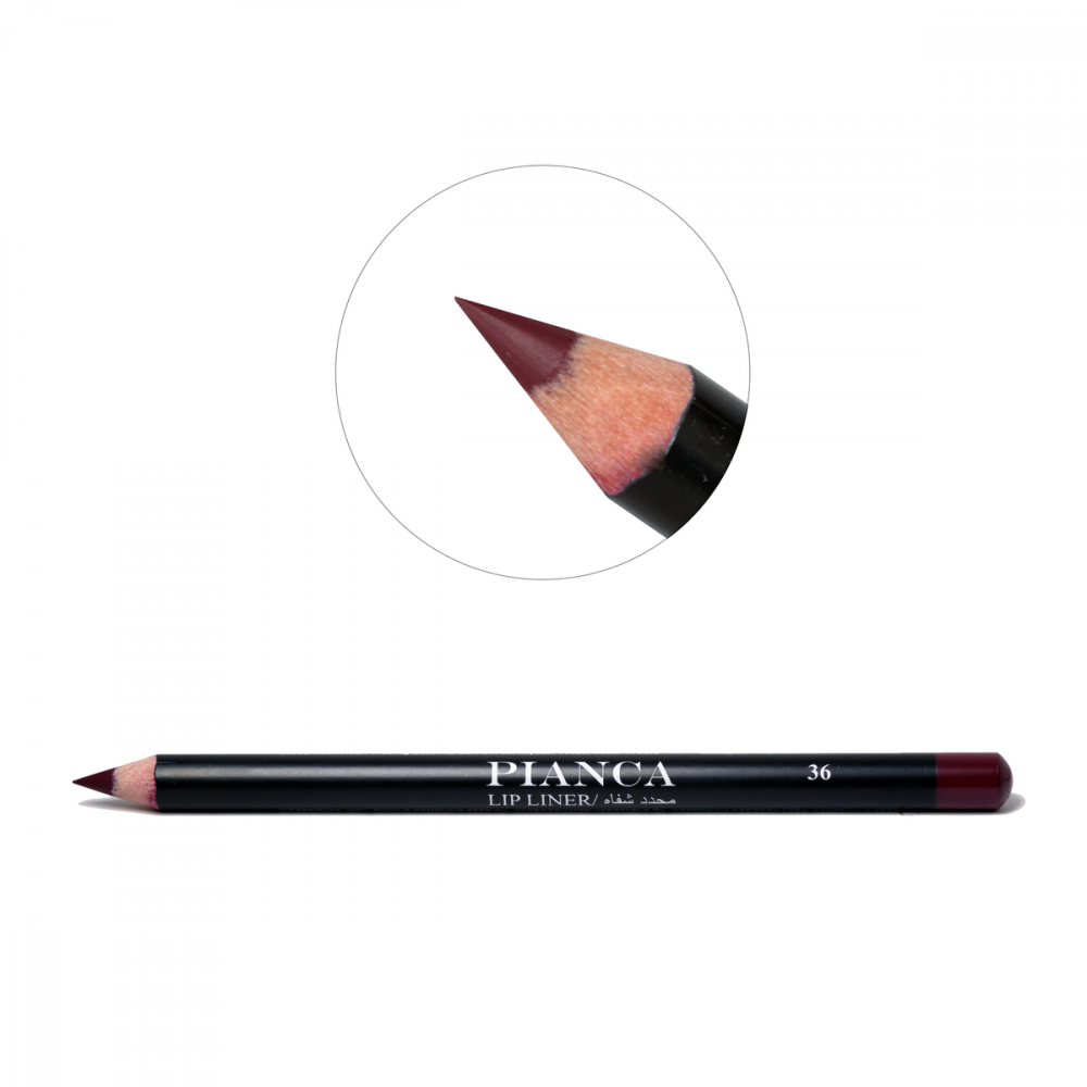 PIANCA Lip liner Pencil No-36