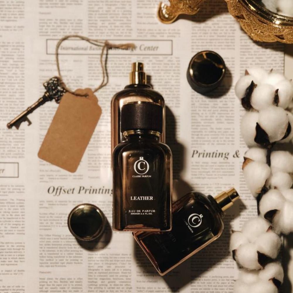 عطر كلاسيك ليذر classic perfume leather
