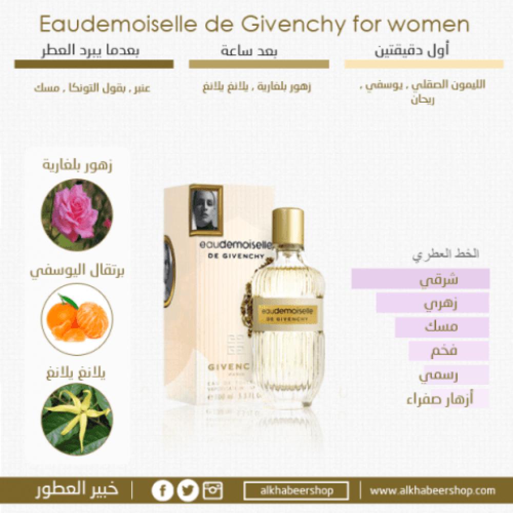 Givenchy Eaudemoiselle de Givenchy Eau de Toilette 50mlخبير العطور