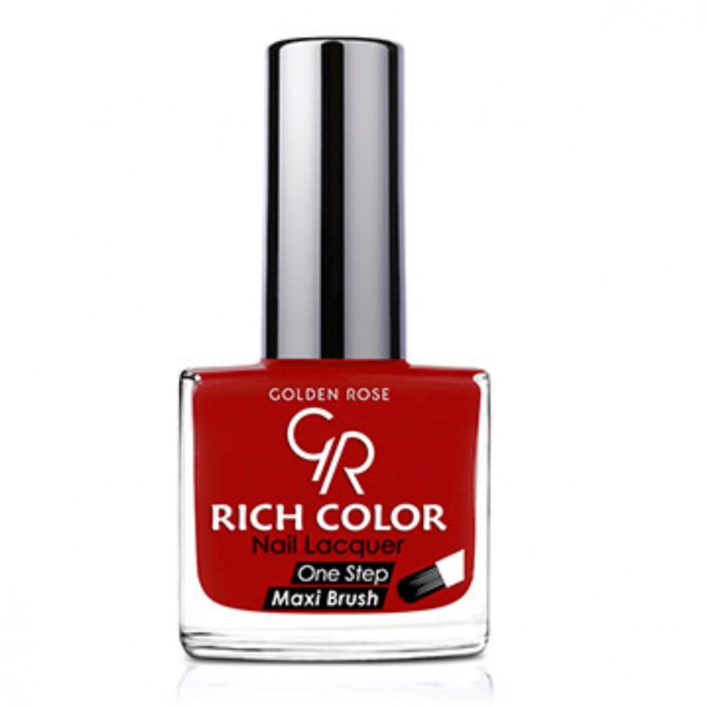 مناكير قولدن روز ريتش كلور رقم 56 GOLDEN ROSE Rich Color Nail Lacquer