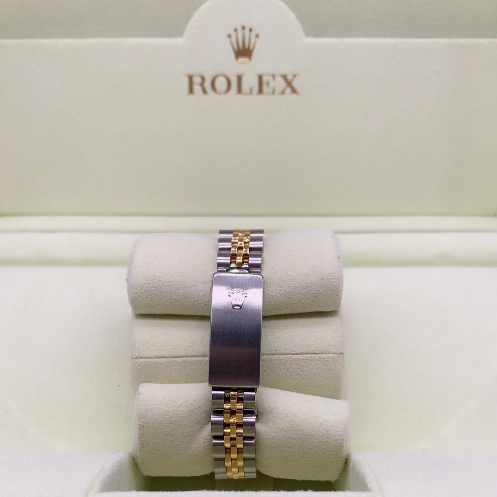 ساعة rolex ديت جست الأصلية الفاخرة مستعملة