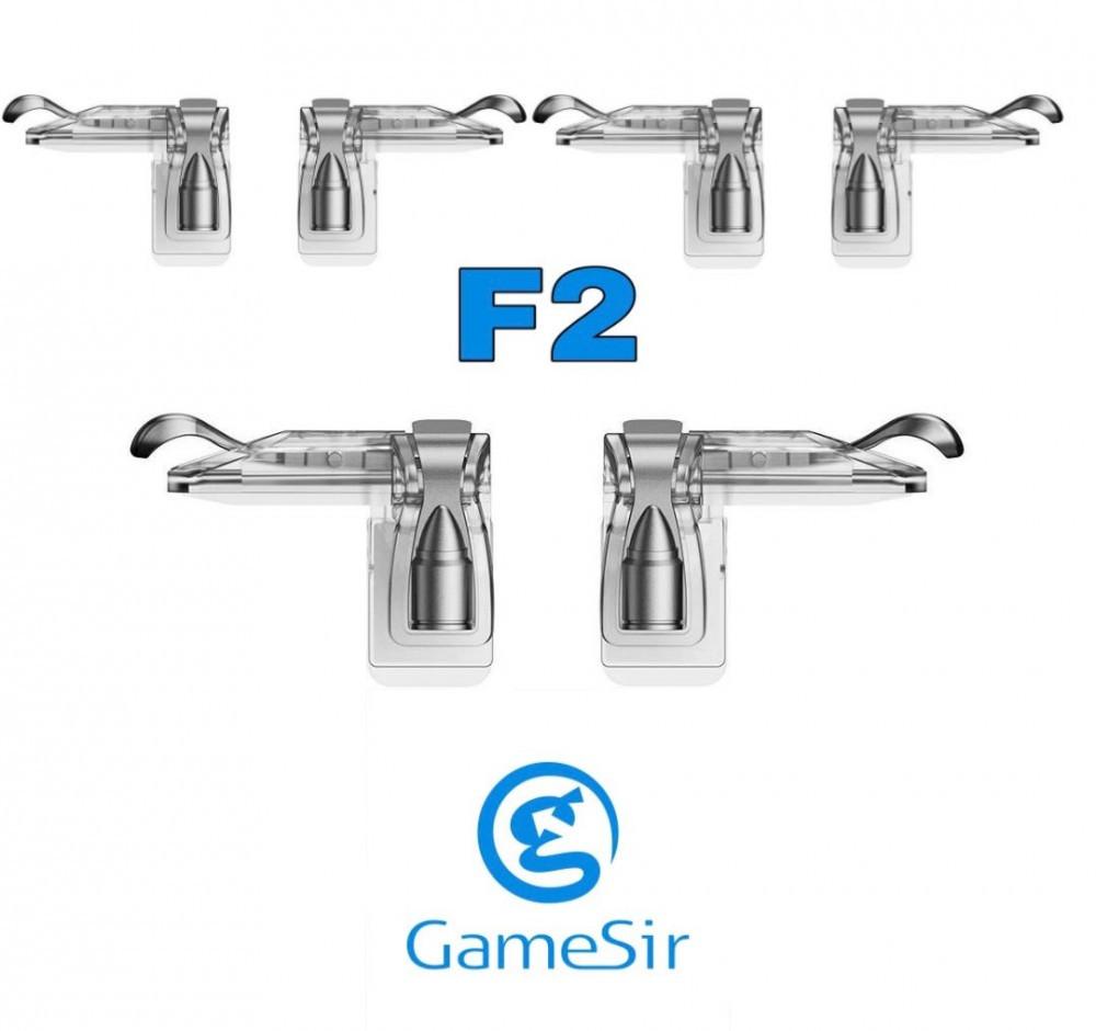 ازرار ببجي F2 Gamesir