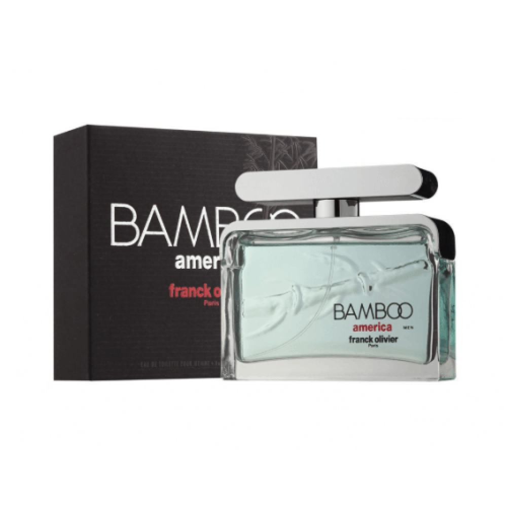 Franck Olivier Bamboo America for Men Eau de Toilette 75ml متجر خبير ا