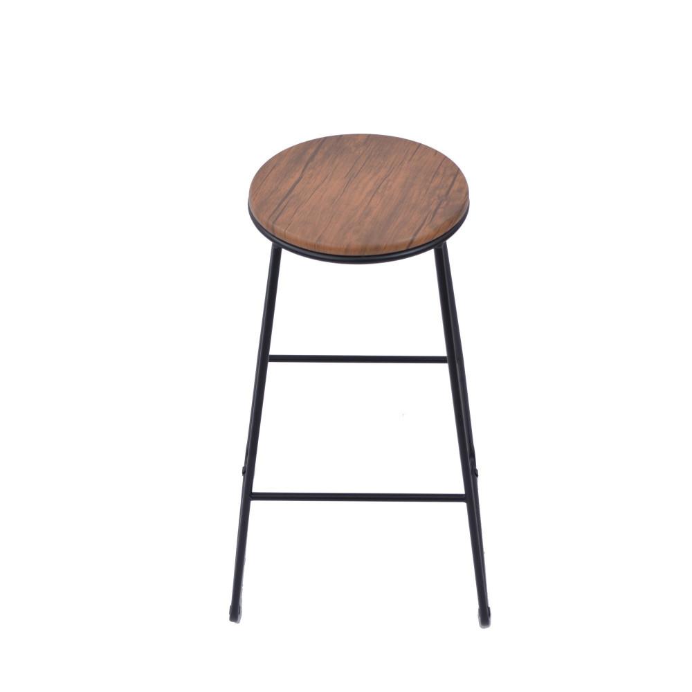 كرسي كاونتر خشبي C-BSY18-062X