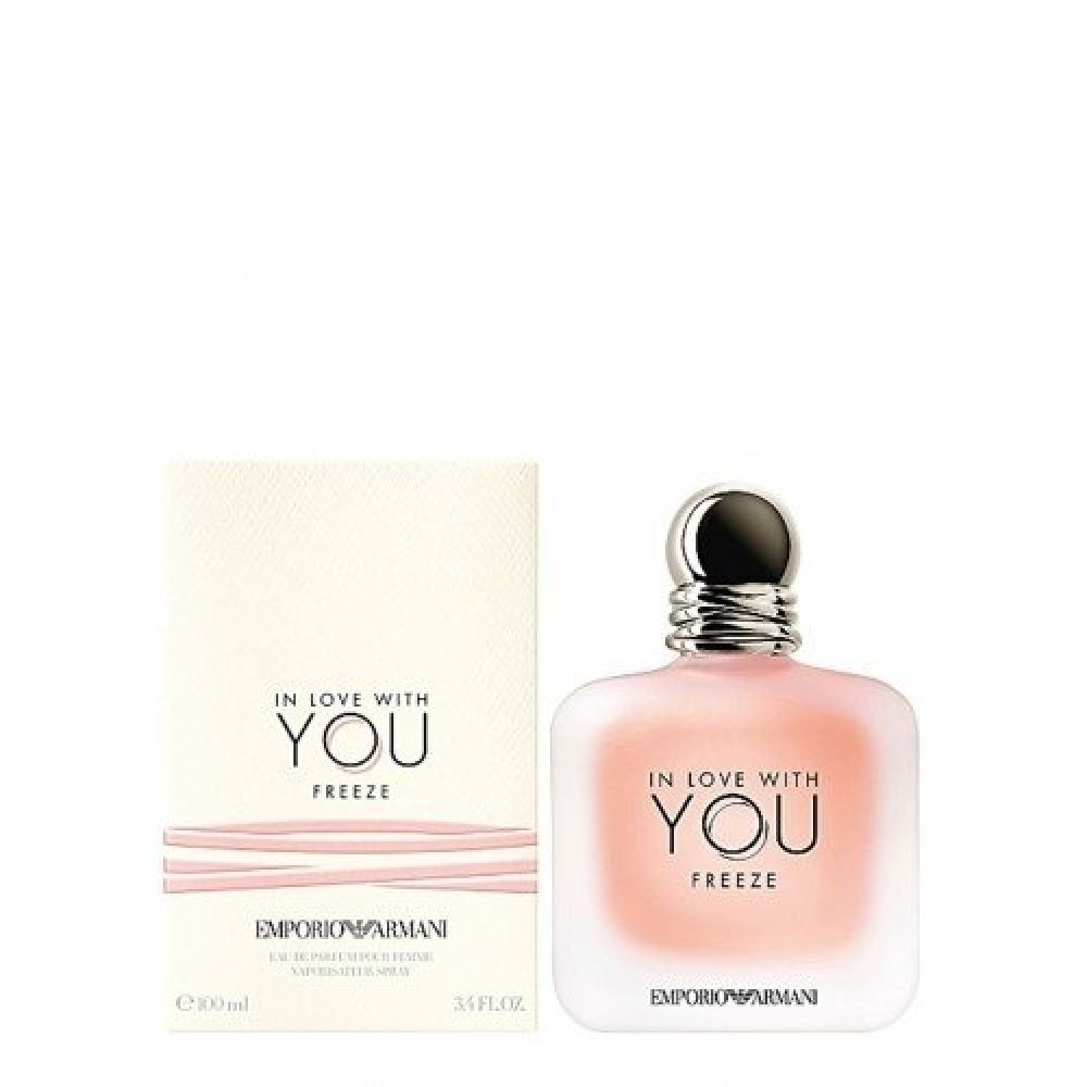 Emporio Armani In Love With You Freeze for Women Eau de Parfum 1-2mlخب