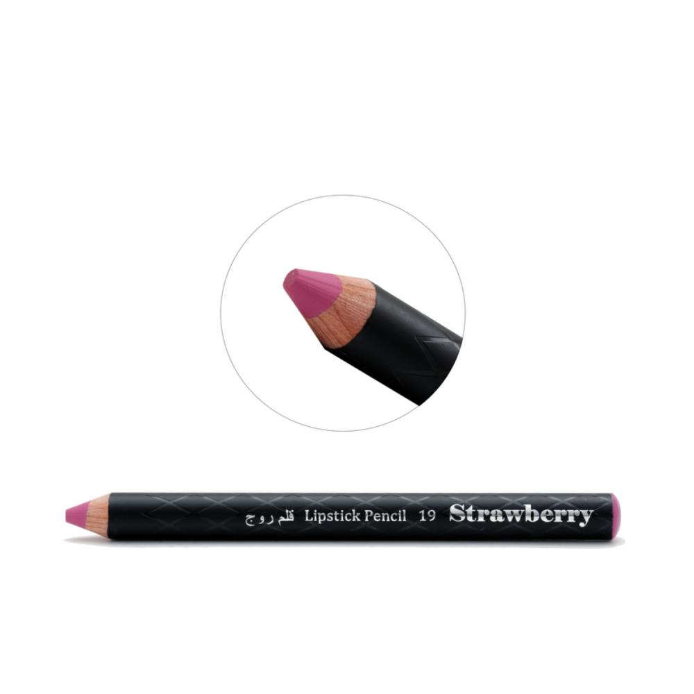 Strawberry Lipstick Pencil No-19