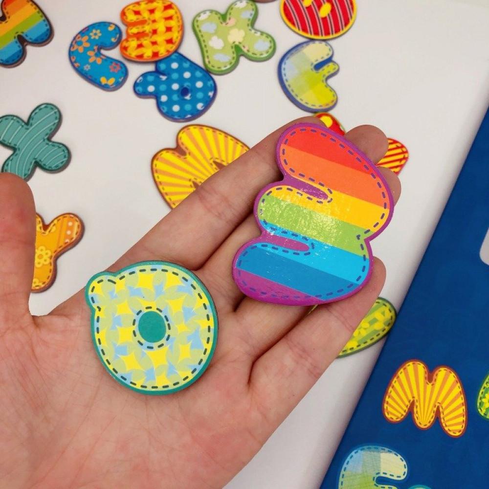 لعبة حروف جميلة حلوة ملونة للاطفال