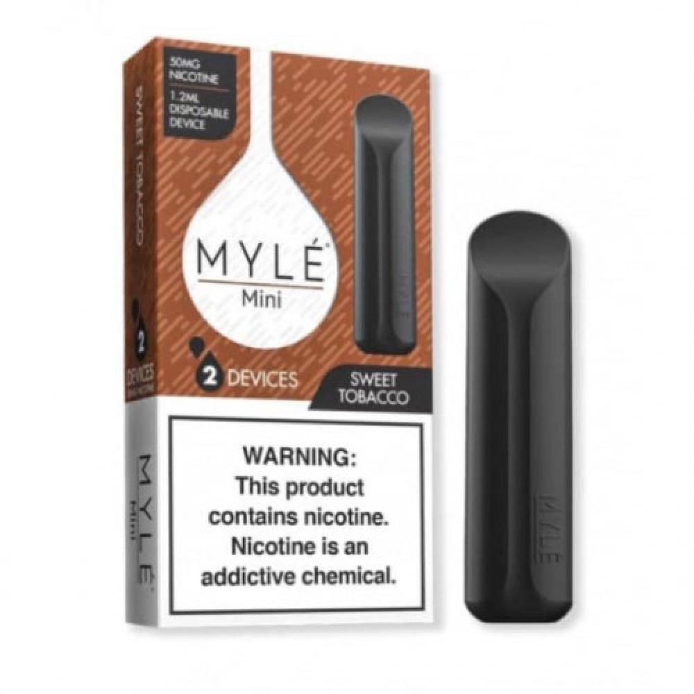 مايلي ميني سويت توباكو - Myle Mini Sweet Tobacco - فيب سعودي السعودية