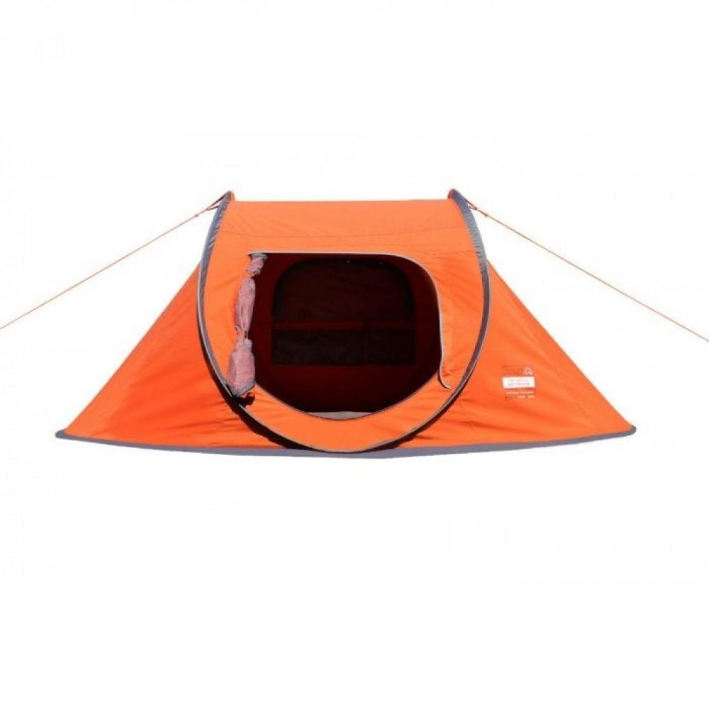 خيمة المبيت قطن برتقالي