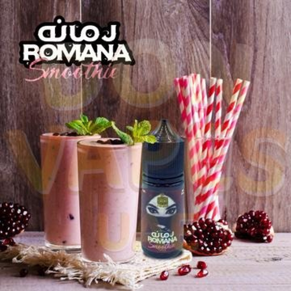 نكهة رمانه سموثي - سولت -  ROMANA Smoothie Salt