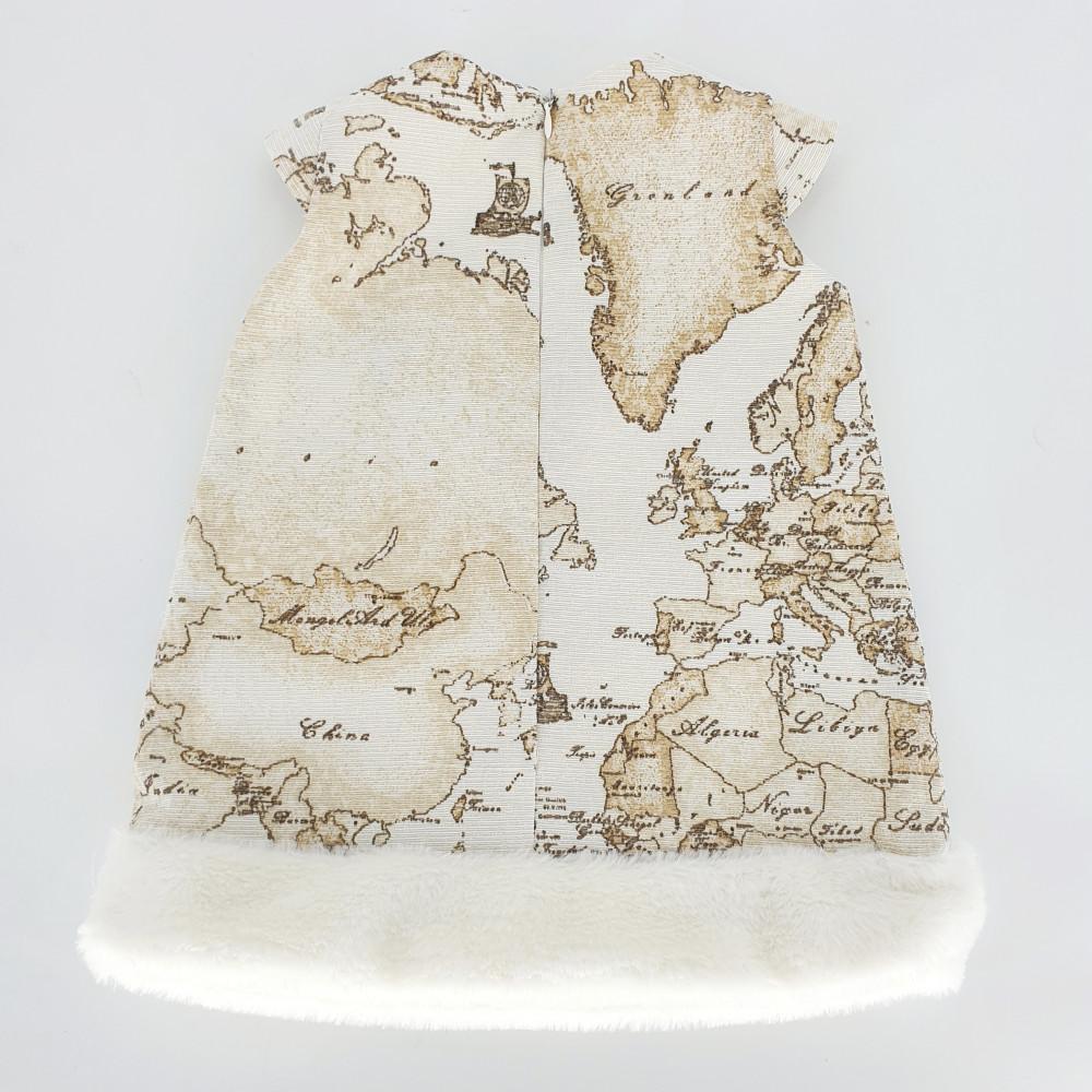 فستان انيق  من ماركة Alviero Martini