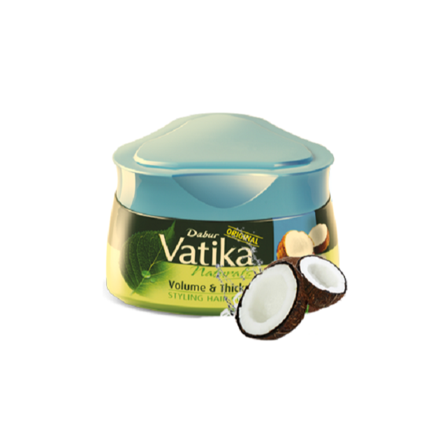 كريم الشعر لزيادة حجم وكثافة الشعر من فاتيكا 140 مل    Vatika Hair Cre