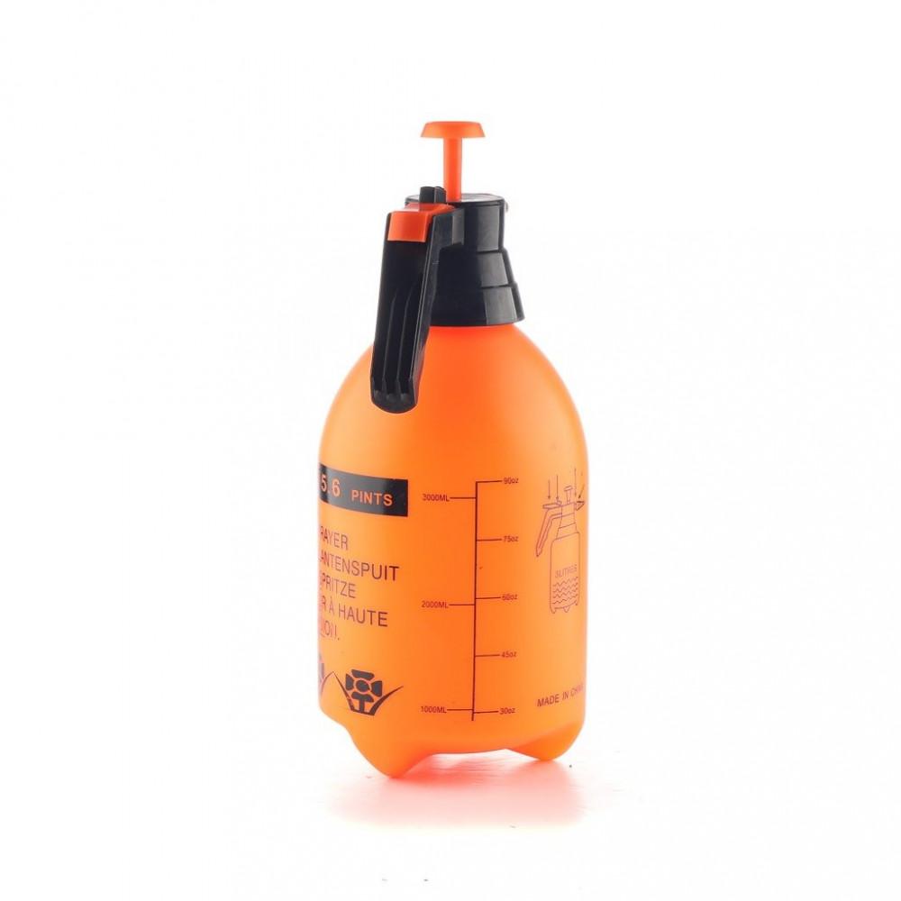 شطاف - بخاخ ماء برتقالي 3 لتر