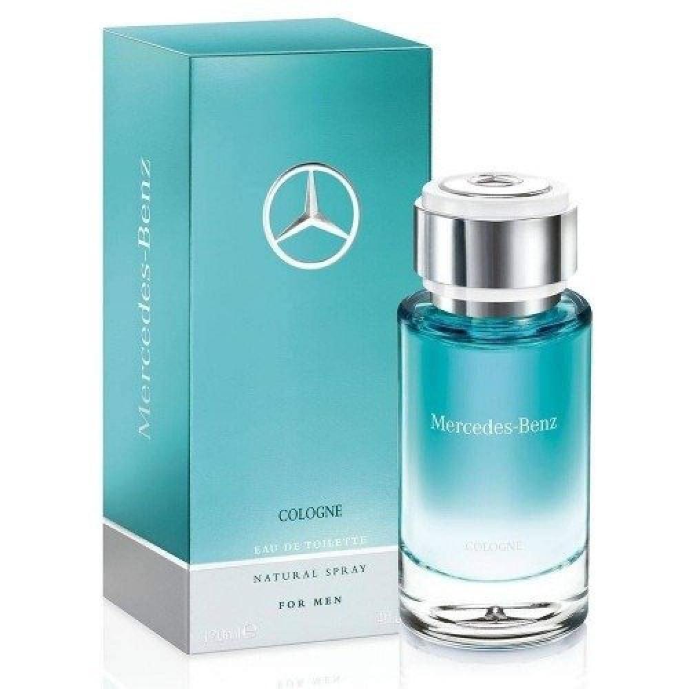 Mercedes Benz Cologne for Men Eau de Toilette 120ml متجر خبير العطور