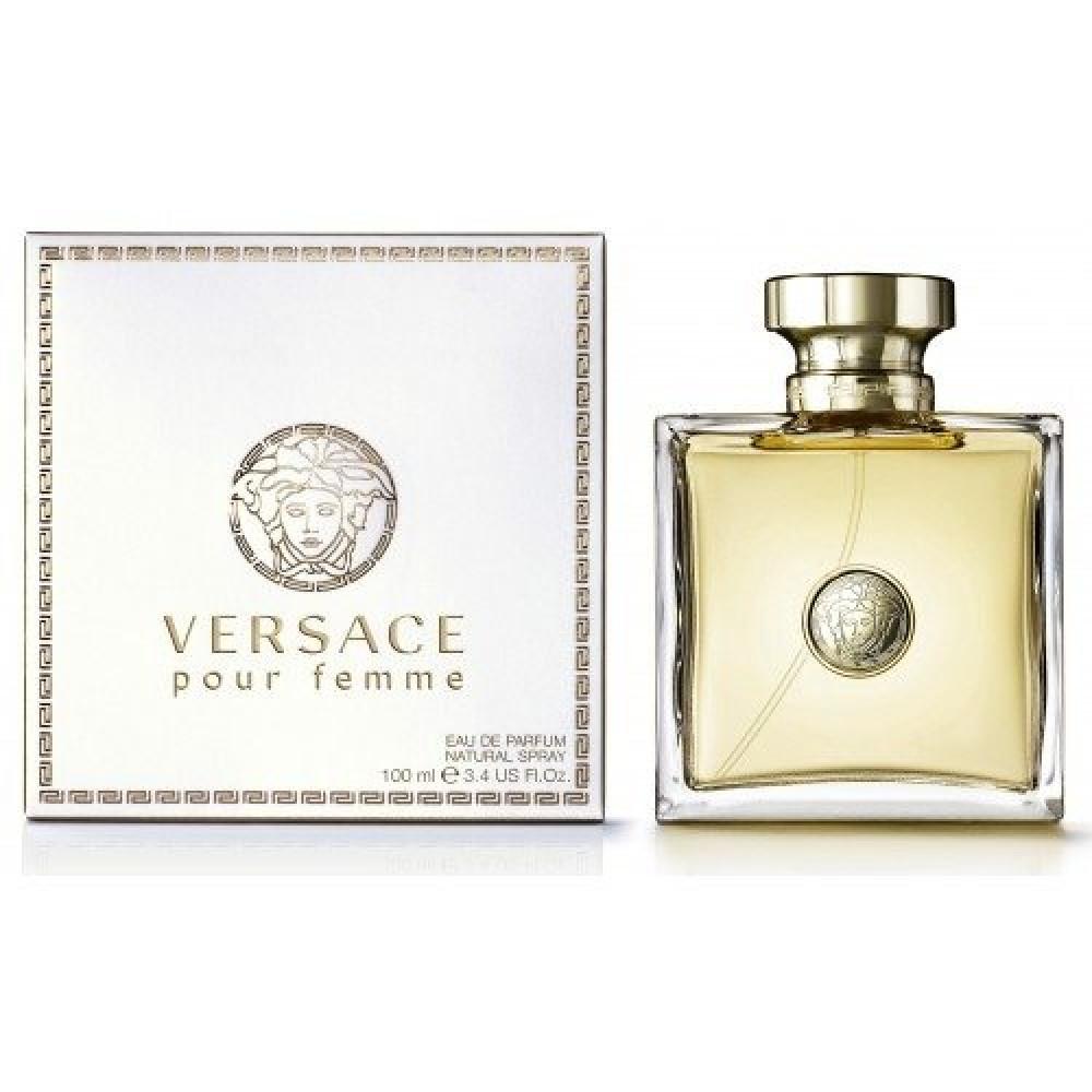 Versace Pour Femme Eau de Parfum 100ml خبير العطور