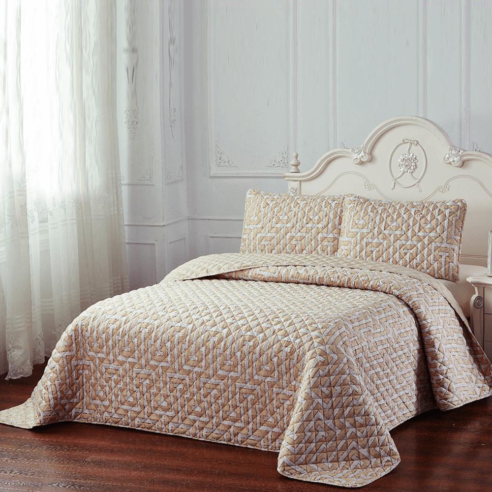 مفرش سرير صيفي لشخصين - متجر مفارش ميلين