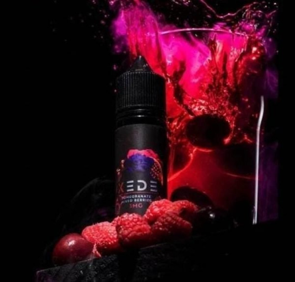 نكهة سام فيب توت ورمان - XEDE Pomegranate Mixed Berries - Sam Vape