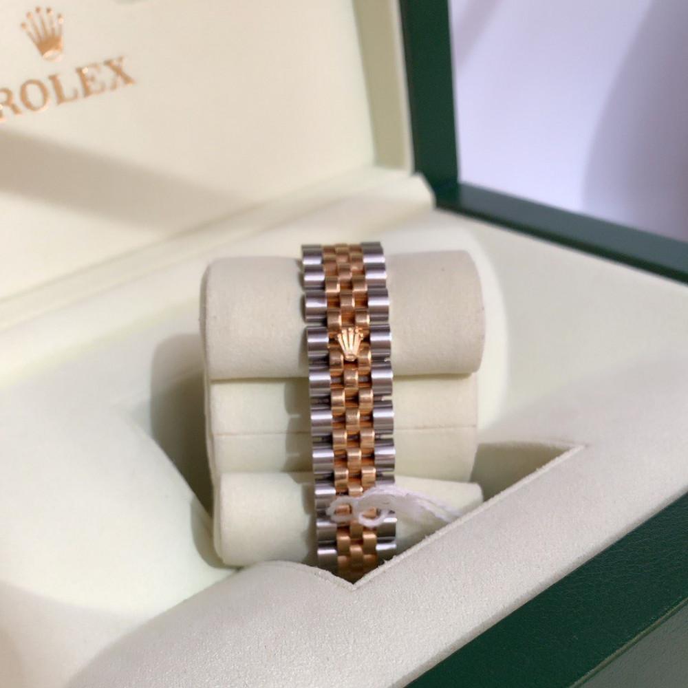 ساعة رولكس ديت جست الأصلية الثمينة