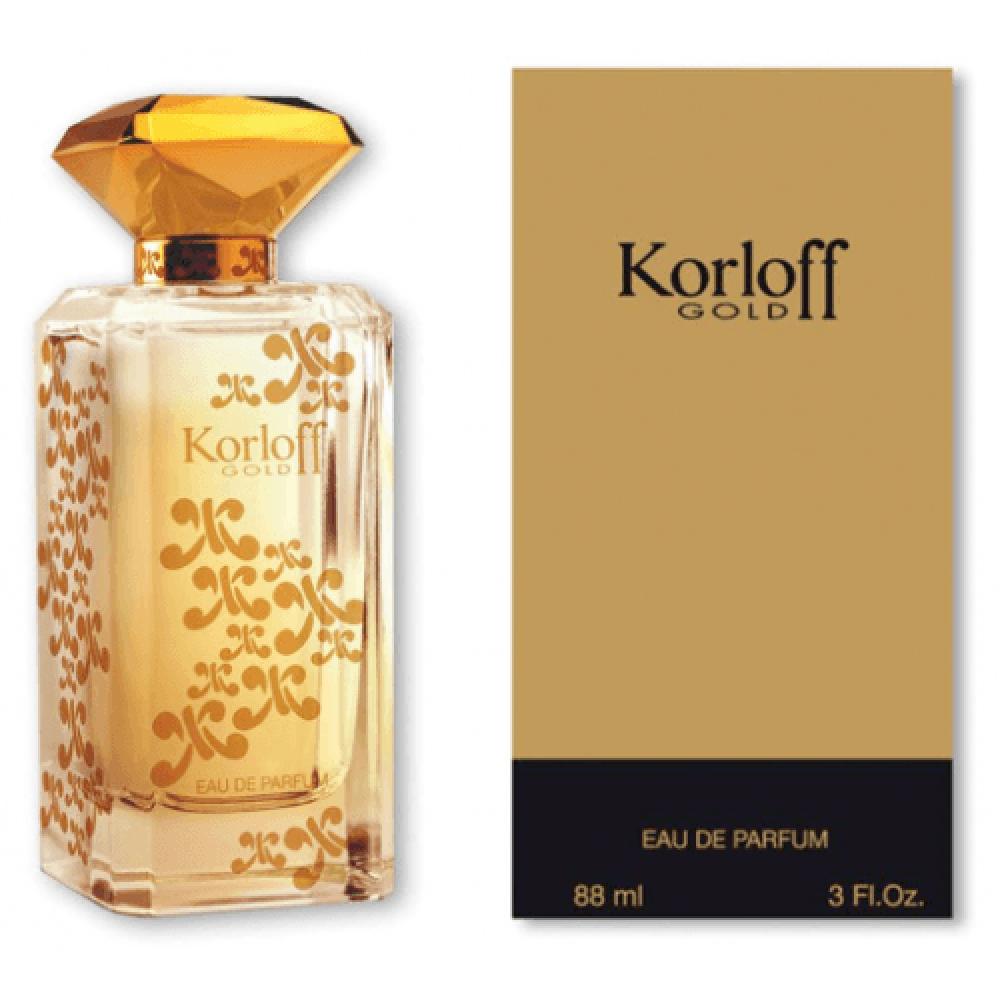 Korloff Gold Eau de Parfum 88ml خبير العطور