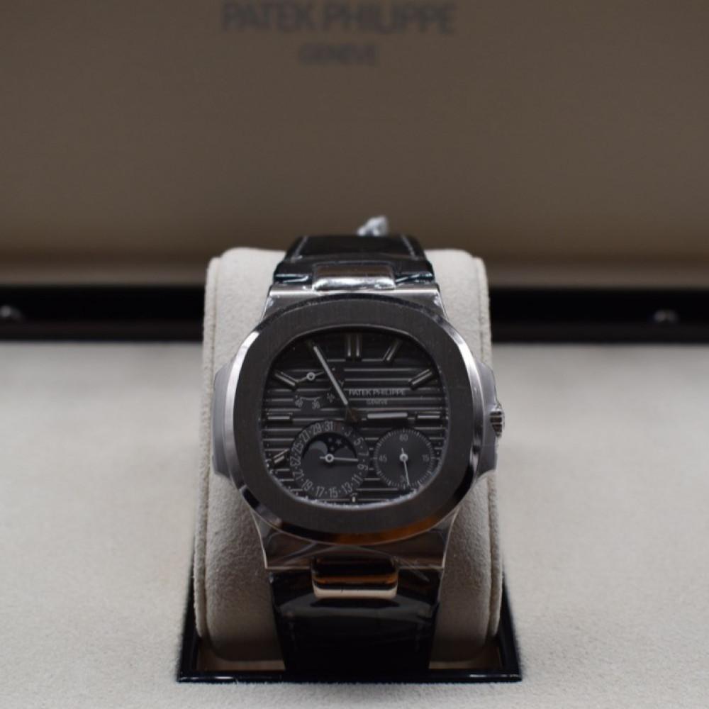 ساعة باتيك فيليب نوتلس الأصلية الفاخرة 5712G