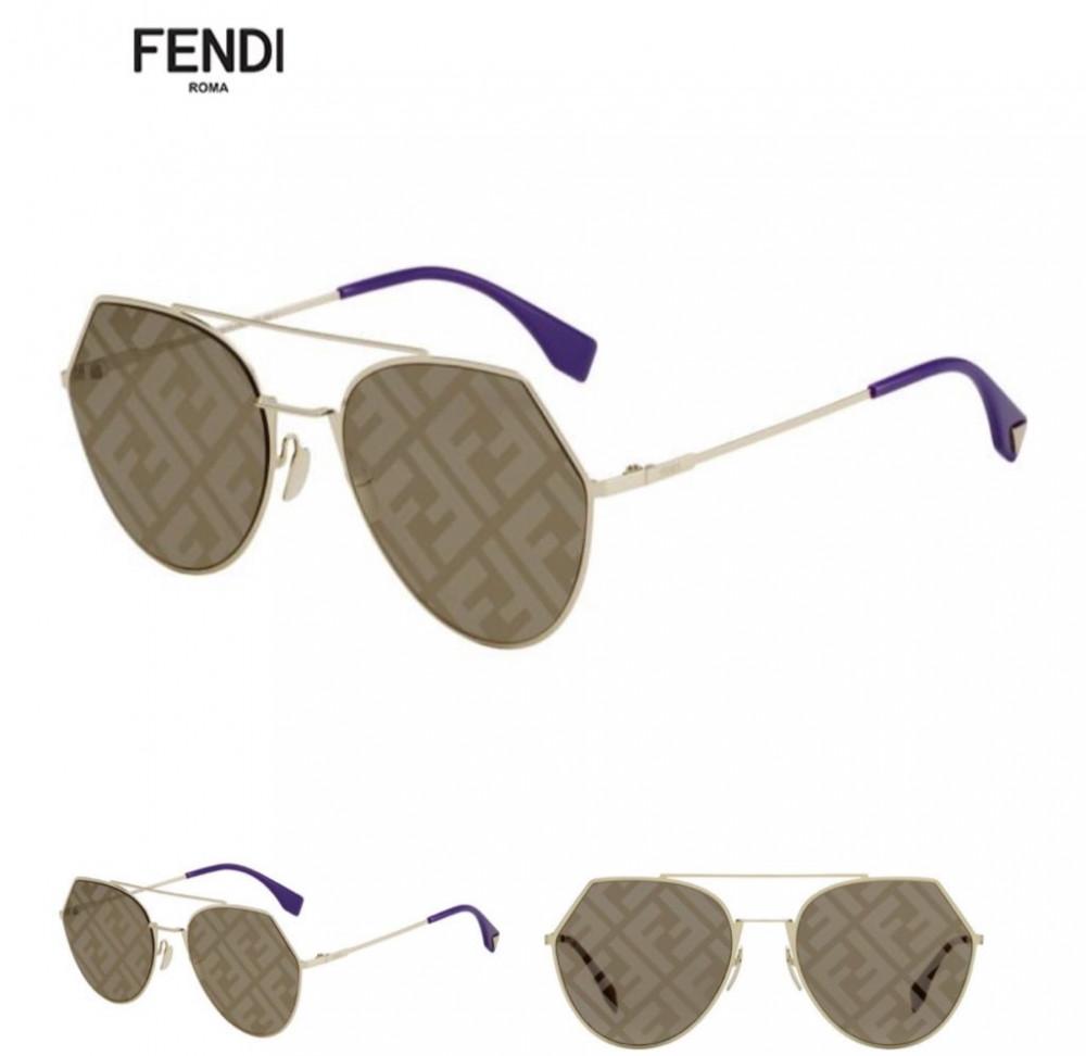 قابل للتغيير سيناتور حسن الضيافة نظارة شمسية فندي Zetaphi Org