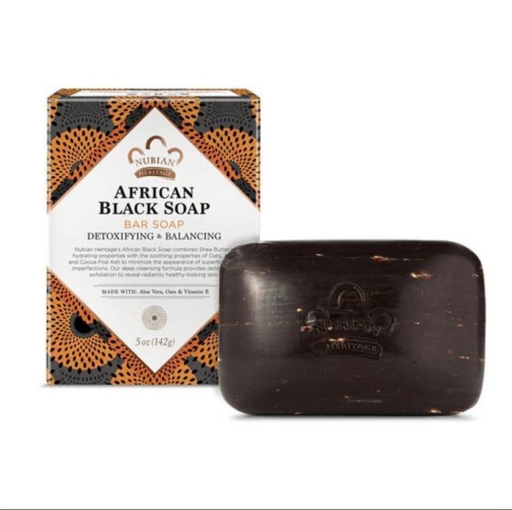 صابونة الاسود الافريقي - متجر فيوم