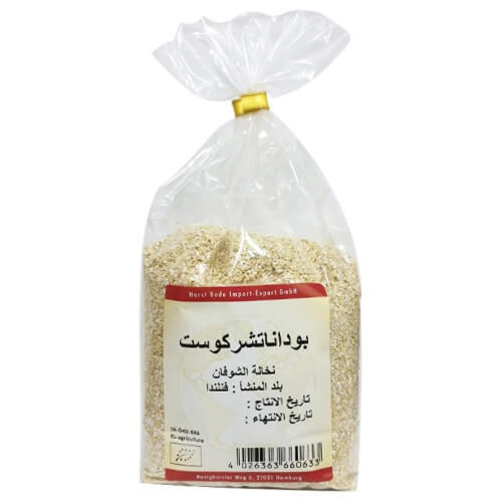 نخالة الشوفان عضوي 400 جرام
