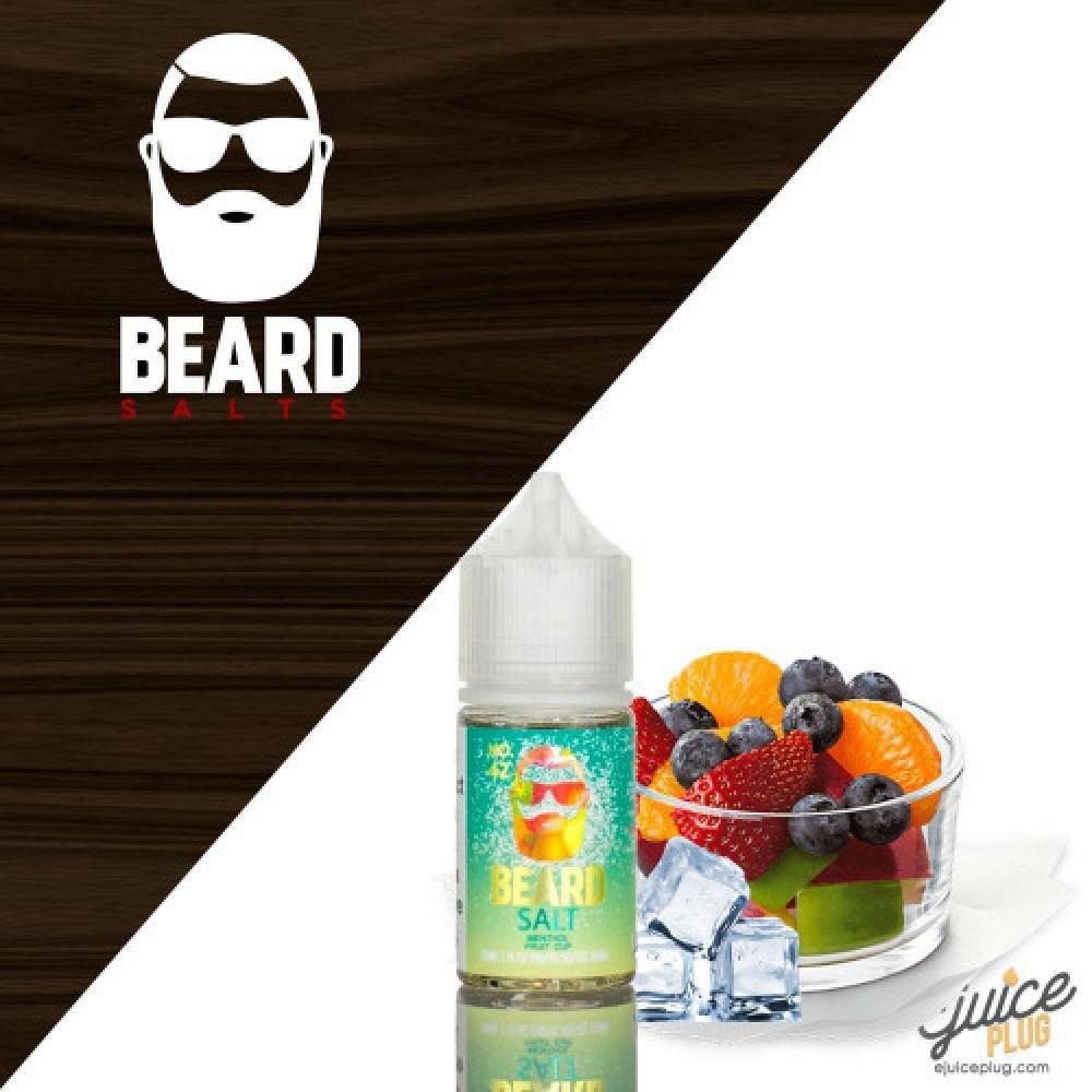 نكهة بيرد 42 سولت نيكوتين - No 42 BEARD VAPE CO - Salt Nicotine - فيب