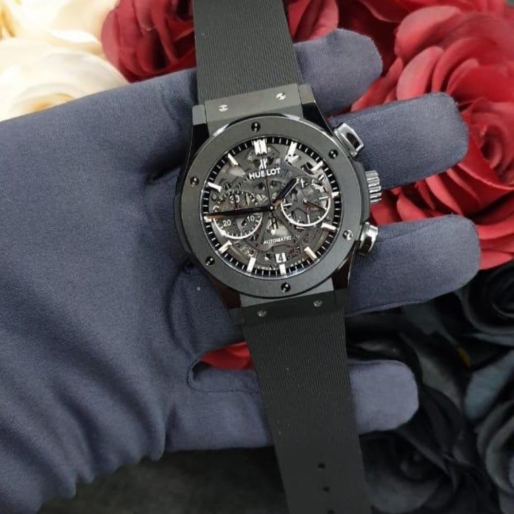 ساعة هوبلو الأصلية الثمينة جديدة كليا