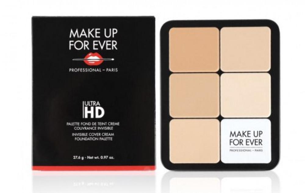 Coverage On Make Up For Ever Hd Palette By Shouq تغطية شوق على باليت ميك اب فور ايفر Youtube
