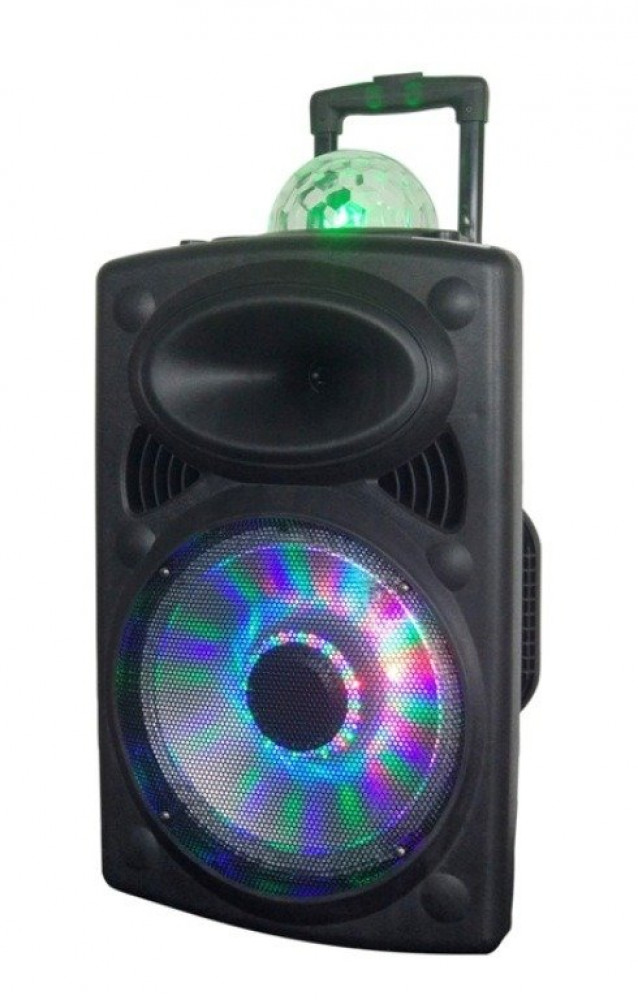 مكبر صوت محمول متعدد الوسائط امبكس Impex TS 81 Bluetooth Speaker With