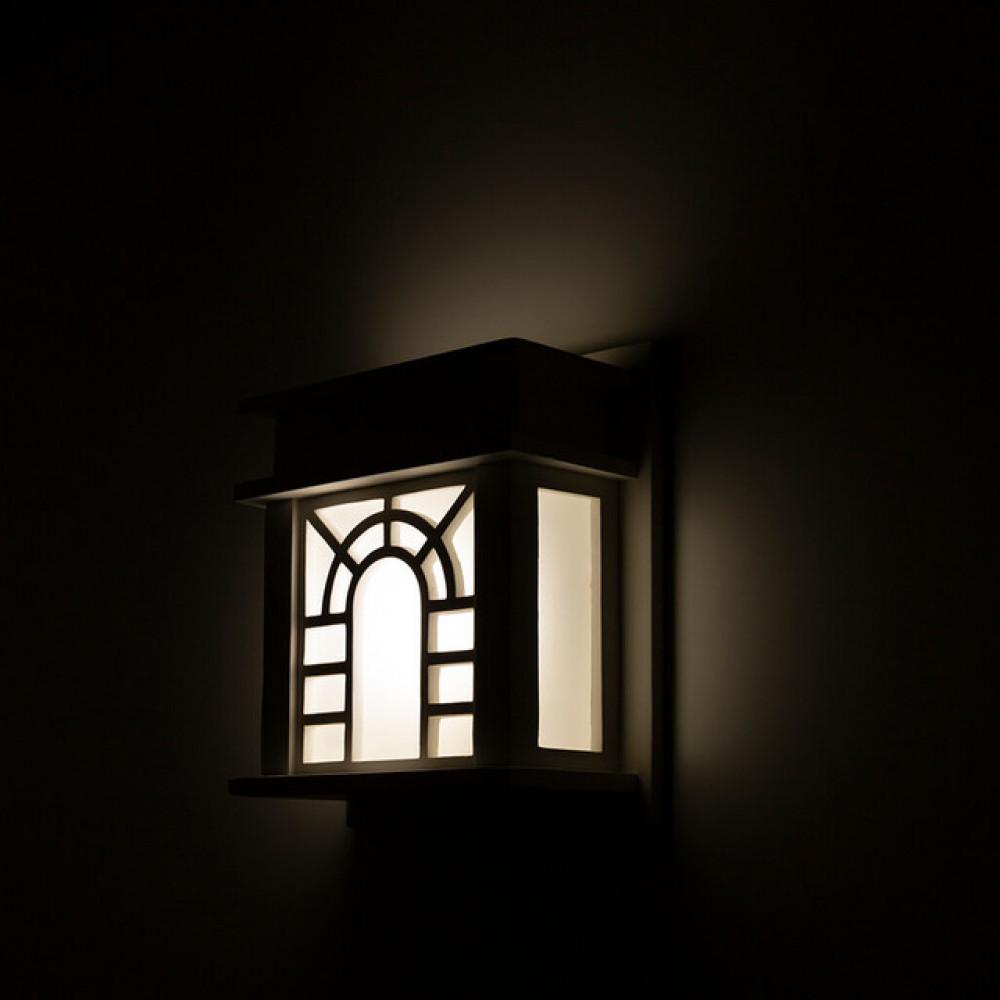 ابليك مودرن جبس على شكل نافذة - فانوس