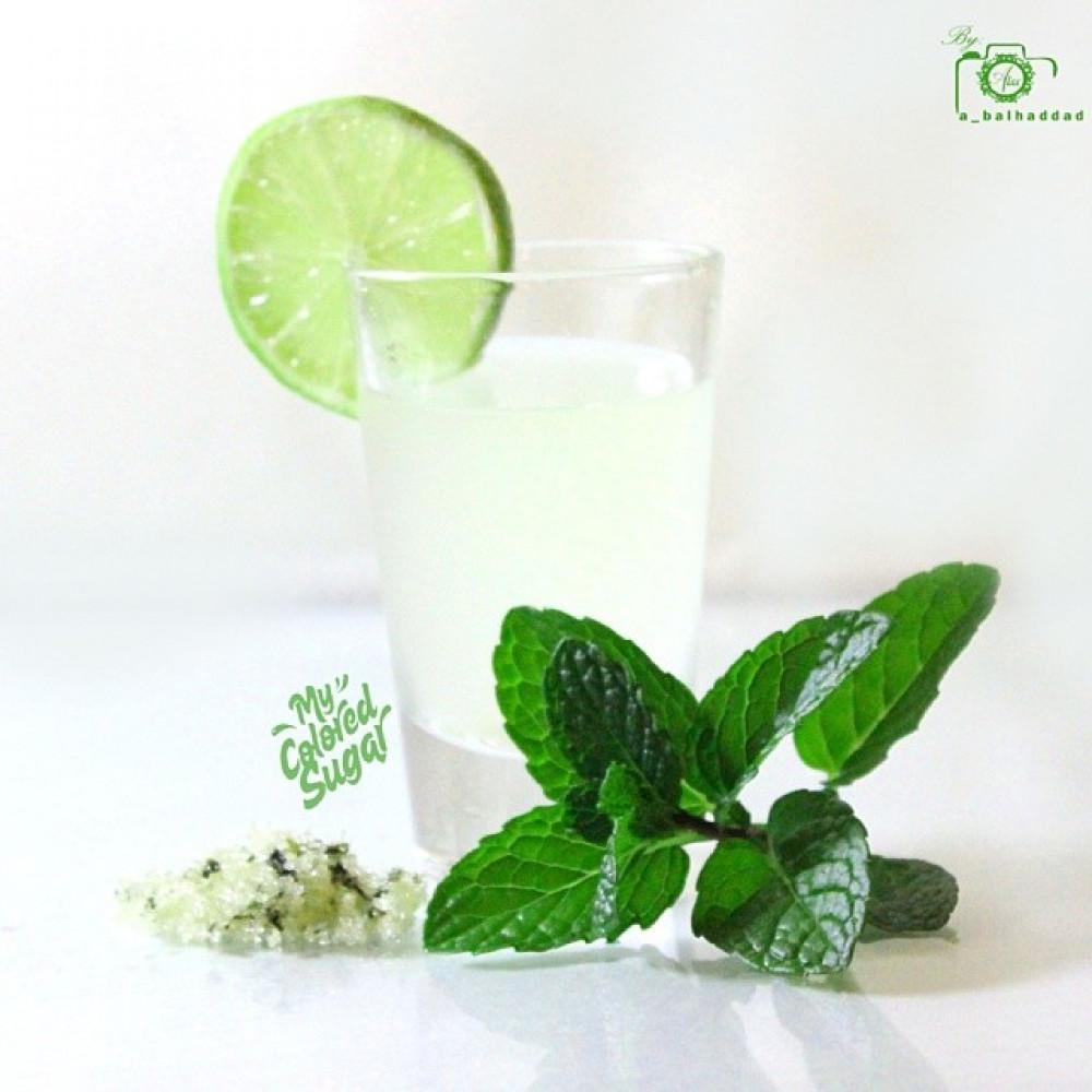 سكر بالنعناع قوالب سكر ضيافة بنكهة النعناع الطبيعية من متجر السكر