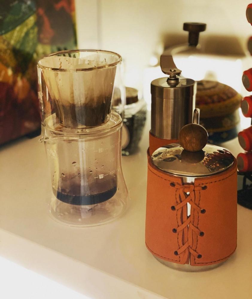 شنطة أدوات القهوة المختصة - شنطة القهوة المختصة