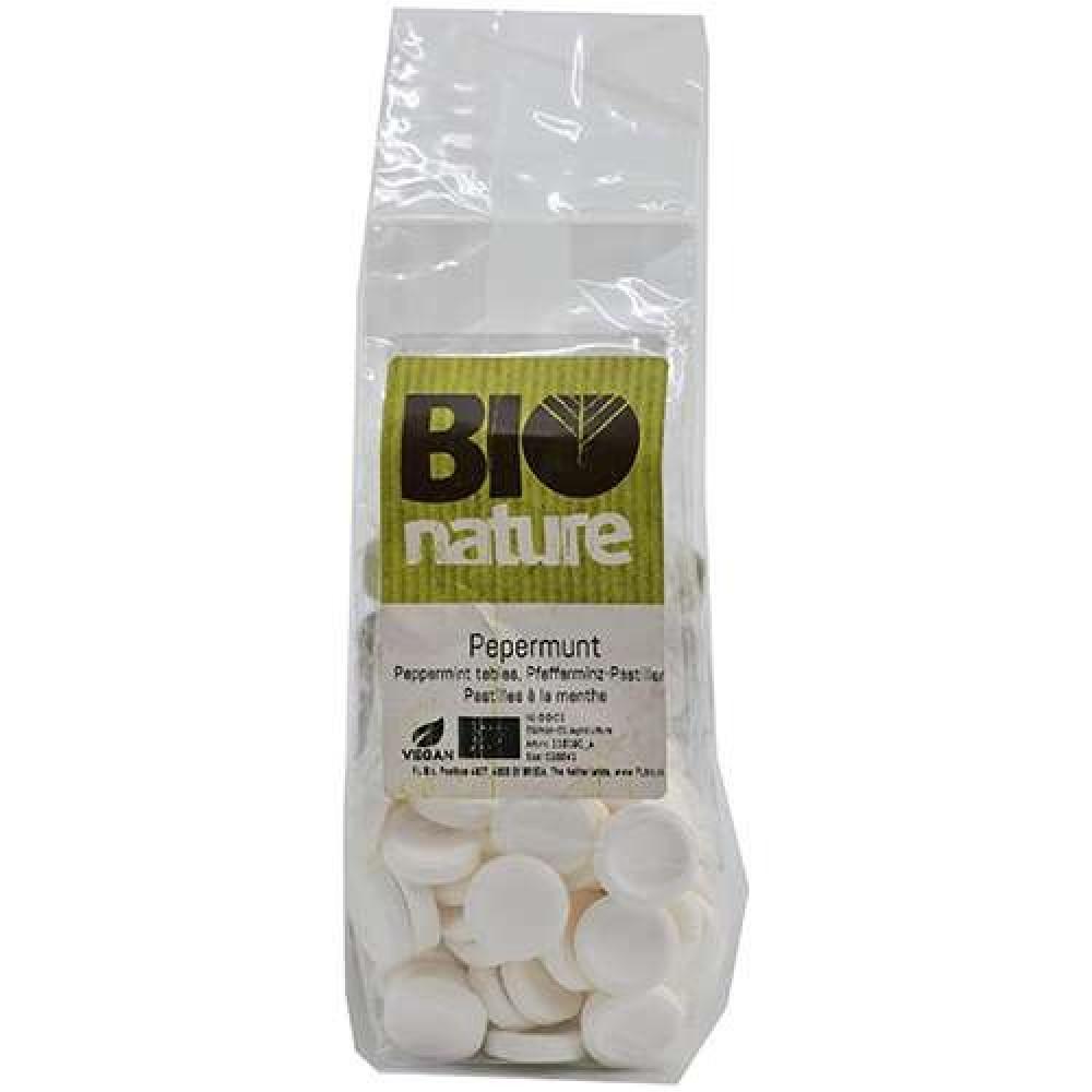 حلوى النعناع العضوية نباتي 100 جرام