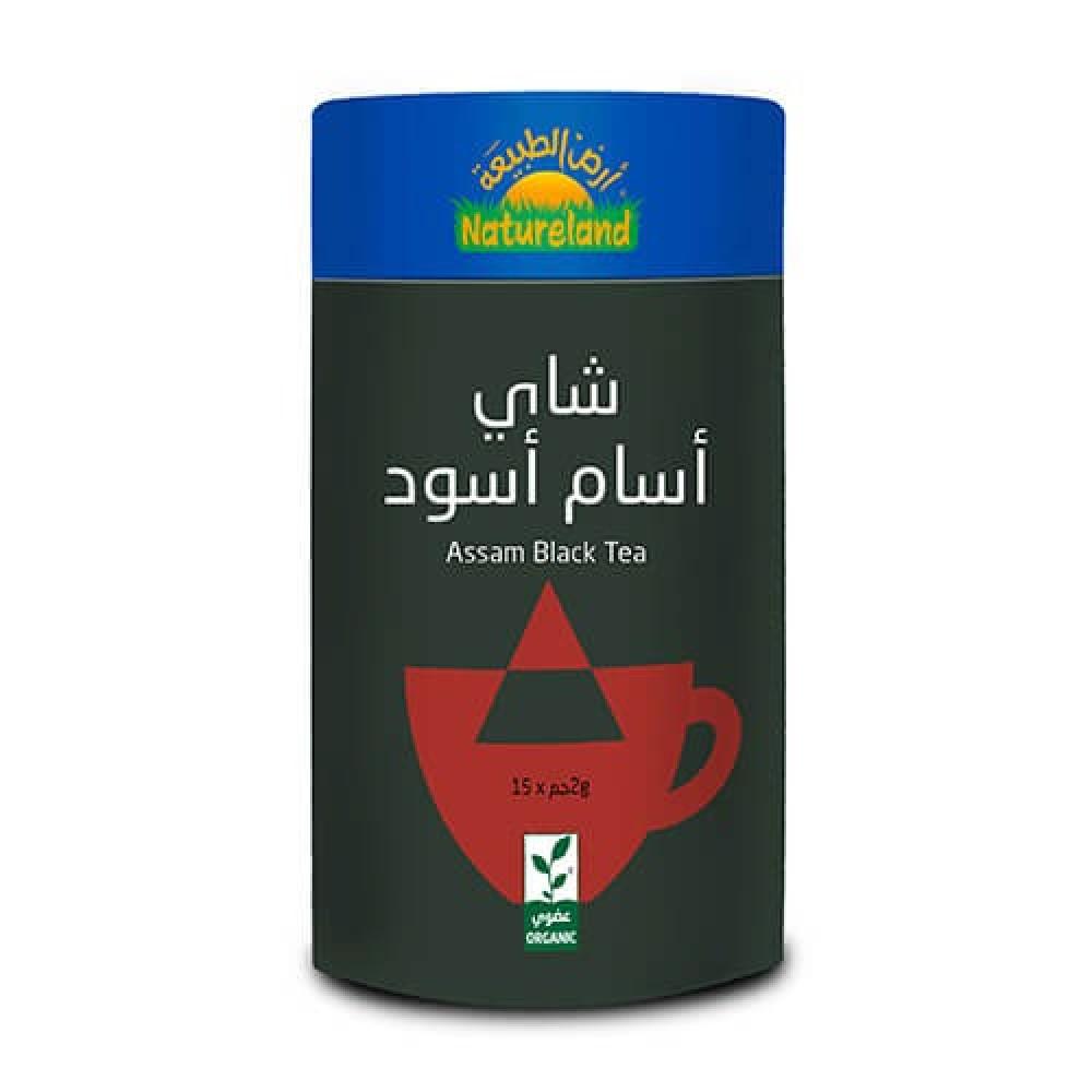 شاي أسود عضوي 30 جرام