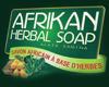 African herbal soap