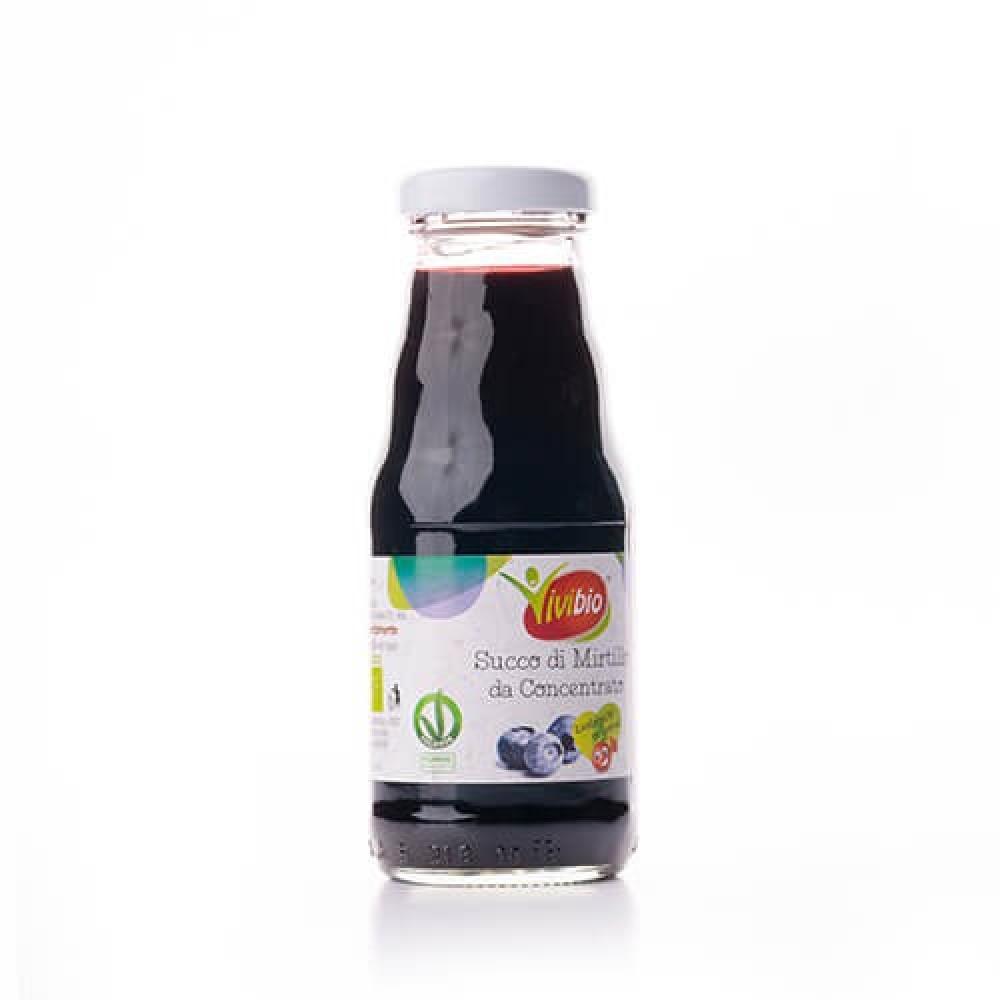 عصير التوت الأزرق العضوي 200 مل